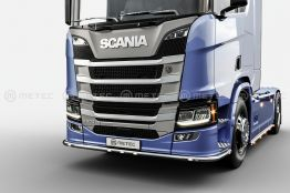 Scania alleajosuoja, korkea puskuri 468€ ja 776€