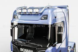 Scania kattovaloteline korkea 746€ ja 920€