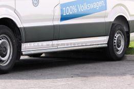 VW Crafter helmaputki L2 263€ ja 565€