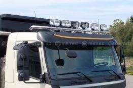 Volvo FM kattovaloteline matala 671€, 844€