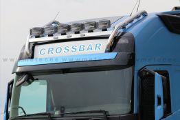 Volvo FH Kattovaloteline Crossbar Led, Globe ja Globe XL 1123€