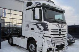 MB Actros Xtar edition puskuri 2990€