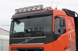 Volvo FH kattovaloteline Wide 697€, 931€