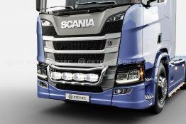 Scania maskivaloteline, LED, vilkuilla 718€, 841€ ja 929€